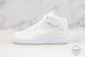 Air Force 1 07 Essential 3M White Glow in the dark Bottom