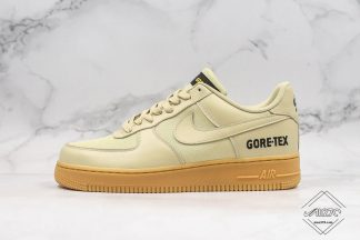 Khaki Nike Air Force 1 Low Gore-Tex