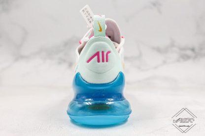 Nike Air Max 270 Pastel Easter heel