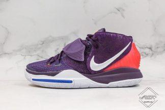 Nike Kyrie 6 Enlightenment Grand Purple White