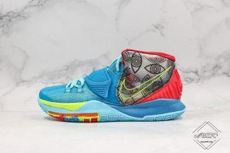 Nike Kyrie 6 Pre-Heat NYC