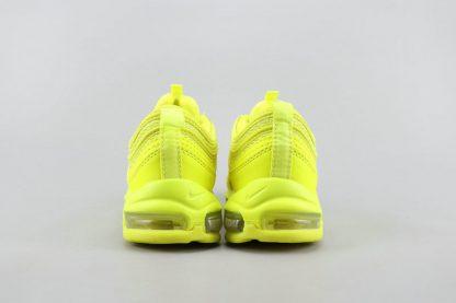 women Nike Air Max 97 Hyperfuse Volt heel