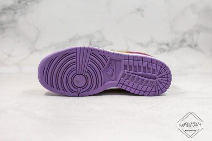Nike Dunk Low Viotech bottom