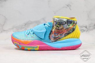 Nike Kyrie 6 Preheat Collection Miami