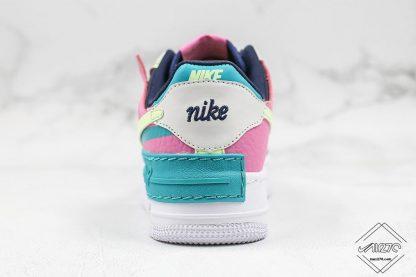 Nike Air Force 1 Shadow heel
