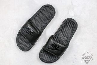 Nike Benassi Slide All Black