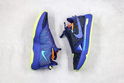 Nike PG 4 G EP Gatorade Gx Purple SHOES
