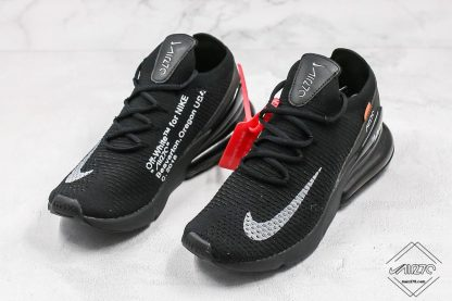 Off White Nike Air Max 270 Flyknit in Women Size for sale