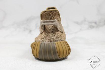 adidas Yeezy Boost 350 V2 Earth heel