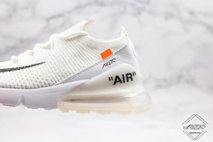 buy White Off White Nike Air Max 270 Flyknit WMNS Size