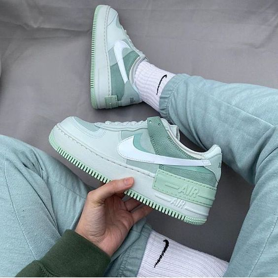 Air Force 1 Shadow Pistachio Frost