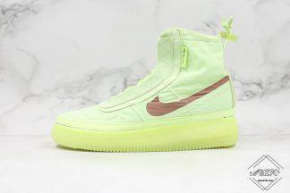 Nike Air Force 1 High Shell Volt