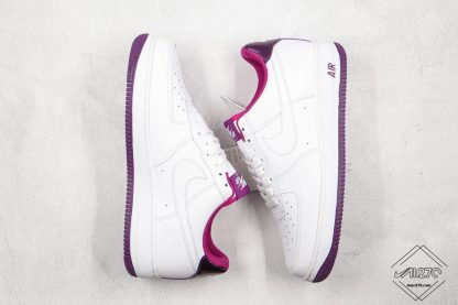 Nike Air Force 1 Low Voltage Purple shoes
