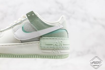 Nike Air Force 1 Shadow Pistachio Frost shoes
