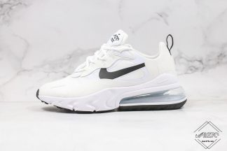 Nike Air Max 270 React White Black