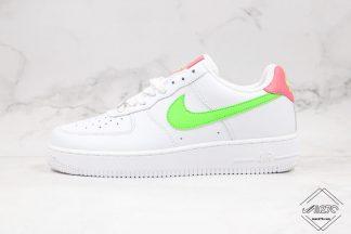Nike Sportswear Air Force 1 07 White Green Strike