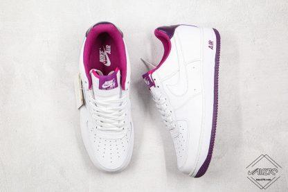 Voltage Purple Nike Air Force 1 Low
