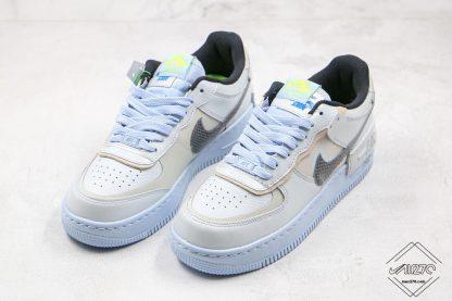 Air Force 1 Shadow Snakeskin shoelace