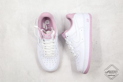 Air Force One Low White Iced Lilac inner