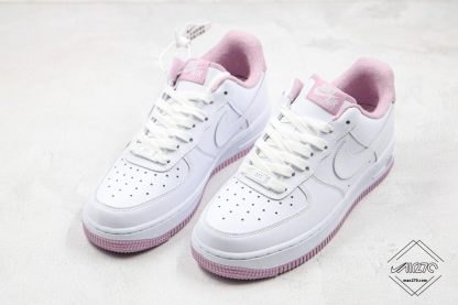 Air Force One Low White Iced Lilac shoes