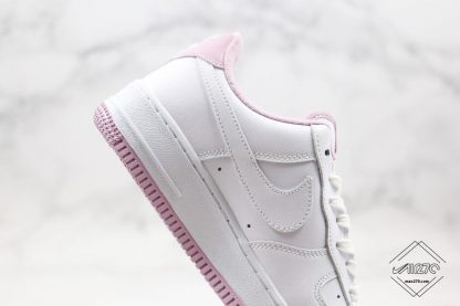 Air Force One Low White Iced Lilac white swoosh