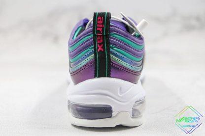 GS Nike Air Max 97 Iridescent heel