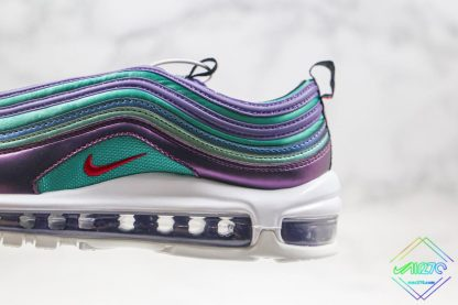 GS Nike Air Max 97 Iridescent red small swoosh