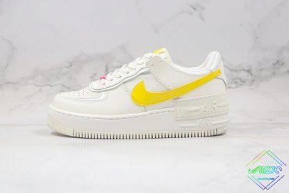 Nike Air Force 1 Sail Opti Yellow