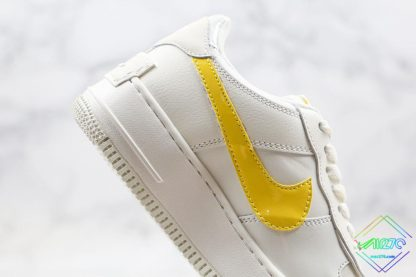 Nike Air Force 1 Sail Opti Yellow panel