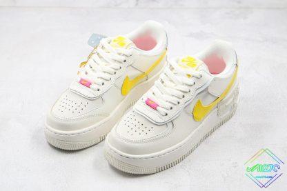 Nike Air Force 1 Sail Opti Yellow sneaker