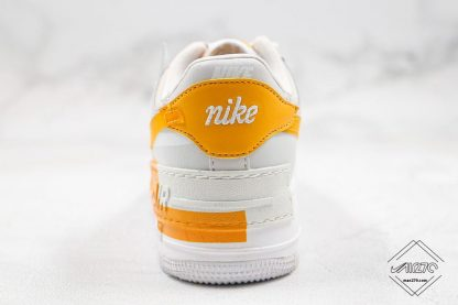 Nike Air Force 1 Shadow Pollen Rise heel