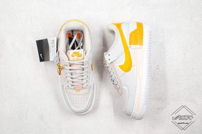 Nike Air Force 1 Shadow Pollen Rise tongue