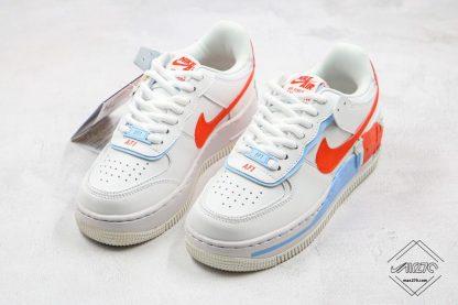 Nike Air Force 1 Shadow SE Team Orange For sale