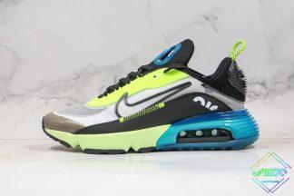Nike Air Max 2090 Volt Valerian Blue Force