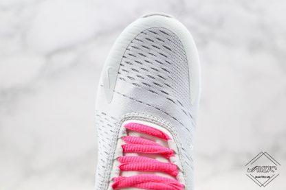 Nike Air Max 270 South Beach grey upper