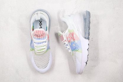 Buy Nike Air Max 270 SE In Ice Fabric White Colorful For Summer