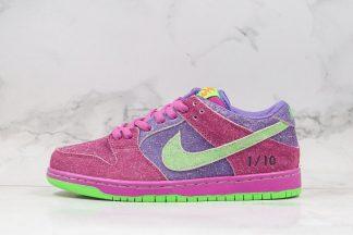New Nike SB Dunk Low Purple Skunk Online