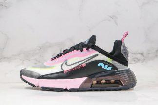 Nike Air Max 2090 Miami Nights White Black-Pink Foam-Lotus Pink