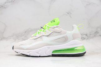 Nike Air Max 270 React Vast Grey Ghost Green-White CU3447-001
