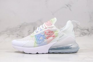Nike Air Max 270 SE In Ice Fabric White Colorful For Summer