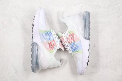 Nike Air Max 270 SE In Ice Fabric White Colorful For Summer Top