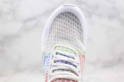 Nike Air Max 270 SE In Ice Fabric White Colorful For Summer Upper