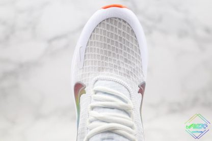 Nike Air Max 270 White upper look