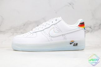 2020 Nike Air Force 1 Low Be True-Pride Month