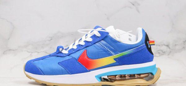 "Brand New Nike Air Max 270 ""Pre-Day"" Blue Multi"