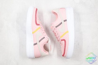 Nike Air Force 1 07 LX Silt Red Soft Pink sneaker