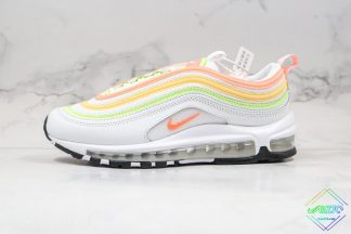 Nike Air Max 97 Essential Melon Tint Barely Volt Atomic Pink
