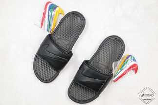Nike Benassi JDI LTD Swoosh Pack Black