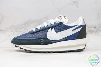 Sacai x Nike LVD Waffle Daybreak Flint Blue