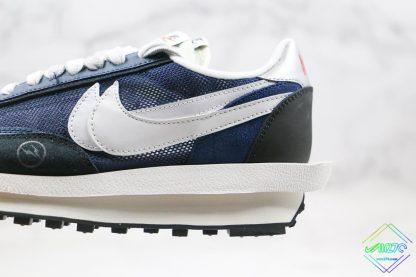 Sacai x Nike LVD Waffle Daybreak Flint Blue sole